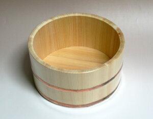 風呂桶 (天然木 風呂湯桶 おけ) 001-1545