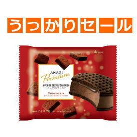 【うっかりセール】イベールアイスデザートサンドチョコレート 18個 【赤城乳業】【訳あり 在庫処分品】
