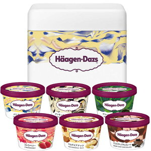 お中元 ギフト アイスクリーム ハーゲンダッツ アイスクリーム ギフト ミニカップ(110ml) おすすめ12個セット お礼 お返し 内祝い 出産祝い お祝