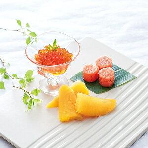 ★お歳暮 ギフト★ 冷凍便 魚卵セット(明太子・いくら・味付け数の子)