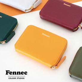 2158831ffcfb Fennec Mini Pocket フェネック レディース レザー ミニ財布 韓国 韓国ブランド 韓国ファッション 誕生日 プレゼント