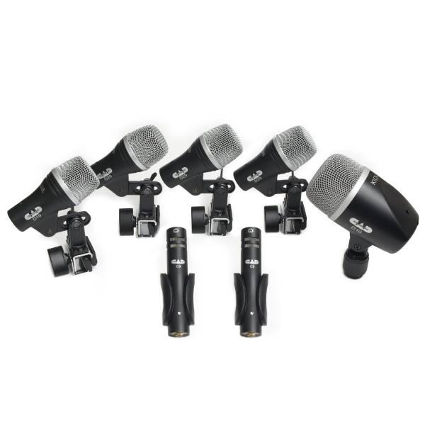 【レビューを書いて次回送料無料クーポンGET】CAD Stage7 -Microphone Drum Package- [並行輸入品][直輸入品]【ドラムマイクセット】【D29】【C9】【D19】【D10】【DMTP7】【新品】【RCP】