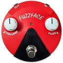 【レビューを書いて次回送料無料クーポンGET】Jim Dunlop FFM6 Band of Gypsys Fuzz Face Mini エフェクター [並行輸...