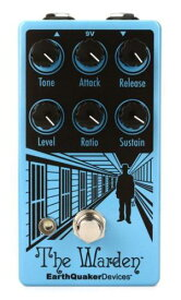 EarthQuaker Devices The Warden V2【1年保証】【アースクウエイカーディバイス】【新品】