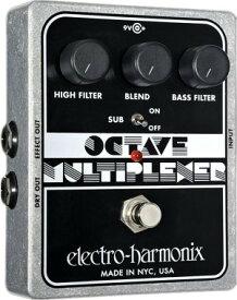 【レビューを書いて次回送料無料クーポンGET】Electro-Harmonix Octave Multiplexer エフェクター [並行輸入品][直輸入品] 【エレクトロ・ハーモニクス】【オクターバー】【ElectroHarmonix】【Electro-Harmonix】【エレクトロハーモニクス】【新品】【RCP】