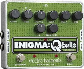 【レビューを書いて次回送料無料クーポンGET】Electro-Harmonix Enigma 国内用電源アダプター付属 エフェクター [並行輸入品][直輸入品] 【エレクトロ・ハーモニクス】【エンベロープ・フィルター】【オート・ワウ】【ギター】【新品】【RCP】