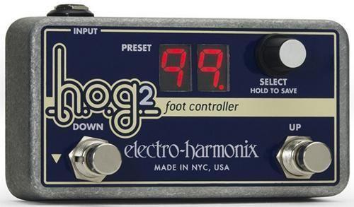 【レビューを書いて次回送料無料クーポンGET】Electro-Harmonix H.O.G.2 Foot Controller エフェクター [並行輸入品][直輸入品] 【エレクトロ・ハーモニクス】【コーラス】【ElectroHarmonix】【Electro-Harmonix】【エレクトロハーモニクス】【HOG2】【新品】【RCP】