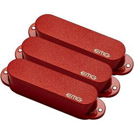 【レビューを書いて次回送料無料クーポンGET】EMG S SET Red [並行輸入品][直輸入品]【新品】 【ギター用ピックアップ】【RCP】