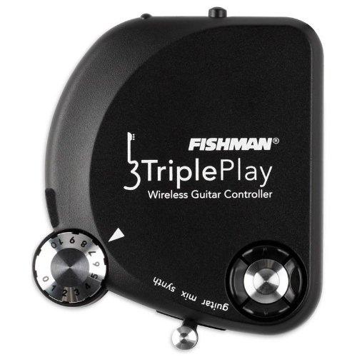 【レビューを書いて次回送料無料クーポンGET】Fishman TriplePlay Wireless Guitar Controller [並行輸入品][直輸入品]【MIDI Recording】【フィッシュマン】【Triple Play】【PRO-TRP-301】【新品】【RCP】