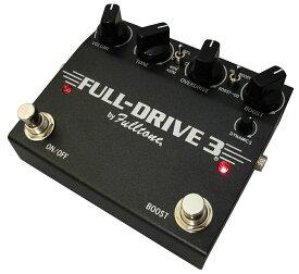 【レビューを書いて次回送料無料クーポンGET】Fulltone FULL-DRIVE 3 エフェクター [並行輸入品][直輸入品]【Fulldrive】【フルトーン】【フルドライブ】【オーバードライブ】【新品】【RCP】