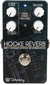 【レビューを書いて次回送料無料クーポンGET】Keeley Hooke Spring Reverb エフェクター [並行輸入品][直輸入品]【キーリー】【オーバードライブ】【新品】【RCP】