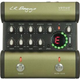 【レビューを書いて次回送料無料クーポンGET】L.R.Baggs Venue D.I [並行輸入品][直輸入品]【エルアールバッグス】【新品】【ギター用ピックアップ】【RCP】