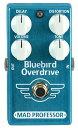【レビューを書いて次回送料無料クーポンGET】Mad Professor New Bluebird Overdrive Delay エフェクター [並行輸入品…