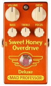 【レビューを書いて次回送料無料クーポンGET】Mad Professor New Sweet Honey Overdrive エフェクター [並行輸入品][直輸入品]【マッド・プロフェッサー】【オーバードライブ】【新品】【RCP】