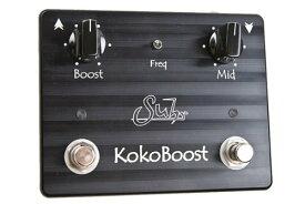 【レビューを書いて次回送料無料クーポンGET】Suhr Koko Boost Effects Pedal エフェクター ココブースト [直輸入品][並行輸入品]【ブースター】【新品】【RCP】