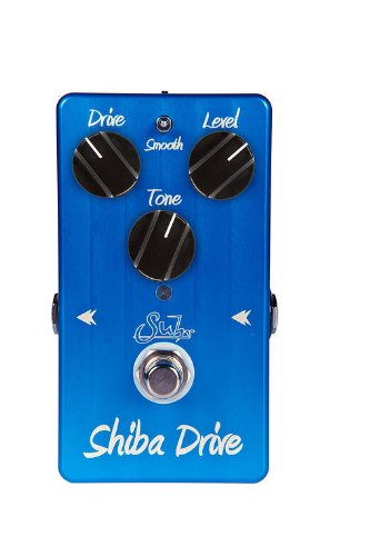 【レビューを書いて次回送料無料クーポンGET】Suhr Shiba drive エフェクター [直輸入品][並行輸入品]【オーバードライブ】【新品】【RCP】