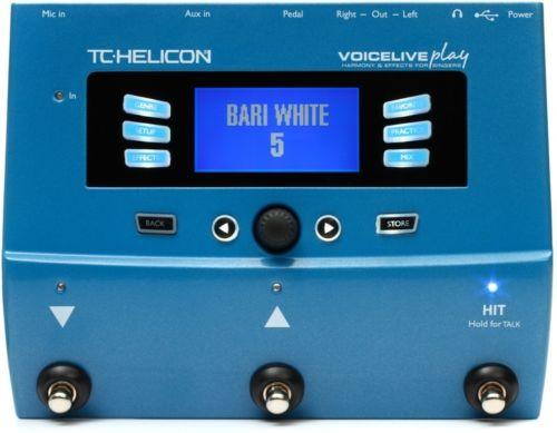 【レビューを書いて次回送料無料クーポンGET】TC-Helicon VoiceLive Play エフェクター [直輸入品][並行輸入品]【ボーカル・エフェクター】【TC Helicon】【新品】【RCP】