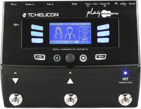 【レビューを書いて次回送料無料クーポンGET】TC-Helicon VoiceLive Play Acoustic エフェクター [直輸入品][並行輸入品]【ボーカル・エフェクター】【TC Helicon】【新品】【RCP】