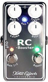 【レビューを書いて次回送料無料クーポンGET】Xotic RC Booster V2 エフェクター [直輸入品][並行輸入品] 【エキゾチック】【ブースター】【RCB-V2】【新品】【RCP】