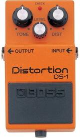 【レビューを書いて次回送料無料クーポンGET】BOSS DS-1 Distortion エフェクター [直輸入品][並行輸入品]【ボス】【オーバードライブ】【新品】【RCP】