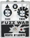 【レビューを書いて次回送料無料クーポンGET】Death By Audio Fuzz War Ver.2 エフェクター【メーカー1年保証】【デスバイオーディオ】...
