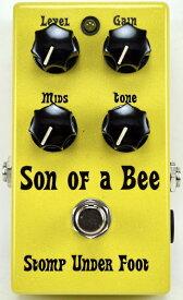 【レビューを書いて次回送料無料クーポンGET】Stomp Under Foot Son Of A Bee【1年保証】【ストンプアンダーフット】【新品】【RCP】