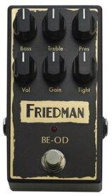【レビューを書いて次回送料無料クーポンGET】Friedman BE-OD エフェクター [並行輸入品][直輸入品]【フリードマン】【オーバードライブ】【新品】【RCP】