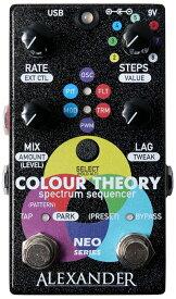 【レビューを書いて次回送料無料クーポンGET】Alexander Pedals Neo Series Colour Theory エフェクター【1年保証】【アレキサンダー】【新品】【RCP】