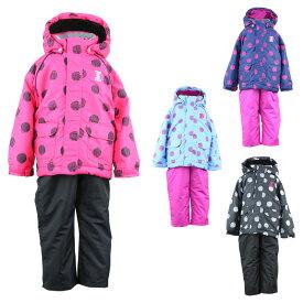 スキーウェア キッズ BANNNE(バンネ) ONYONE(オンヨネ) BNS51005 上下セット 幼児 100 110 120 雪遊び