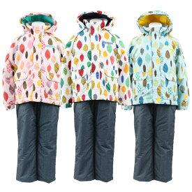 ONYONE(オンヨネ) RES51004D スキーウェア キッズ スキースーツ 上下セット 幼児 小学生 特別カラー