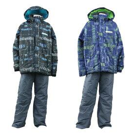 ONYONE(オンヨネ) RES71007D スキーウェア ジュニア 上下セット 小学生・中学生 特別カラー