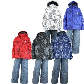 BANNNE(バンネ) BNS71007D スキーウェア ジュニア 上下セット 小学生・中学生 130 140 150 160