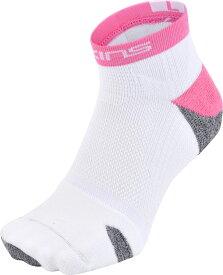 ソックス メンズ レディース メール便OK SKINS(スキンズ) KMANJB01 ナノフロントアンクルソックス ユニセックス 靴下