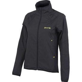 SKINS(スキンズ) KMWMJF30 レディース ハイブリッドジャケット はっ水/防風 ウィンドジャケット