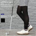 【レディースゴルフウェア】【efficace/エフィカス】吸水速乾UV10分丈レギンス(レディース ゴルフウェア 小物 アクセサリー レギンス インナー 吸水速... ランキングお取り寄せ