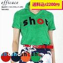 【30%OFF】【レディースゴルフウェア/efficace/エフィカス】Shotワッペンロゴ パイルスキッパーシャツ(レディース …