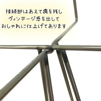 [GREENGARDEN]アイアンポットスタンドトール12No.323industrialironbar日本製高さ58cm【グリーンガーデン/小林金物/ガーデニング/アンティーク/おしゃれ/インテリア/国産】