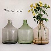 あす楽対応志成販売GLASSカラーリングフラワーベースノウル107272全3色ガラスシンプルガラスベース鉢花器花瓶ナチュラル北欧おしゃれプレゼントギフトSHISEIHANBAI