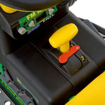 ペグペレーゴ電動バッテリートラクタージョンディアJohnDeereグランドローダーIGOR0068組立要Peg-Perego乗用玩具乗り物子どもプレゼントギフト