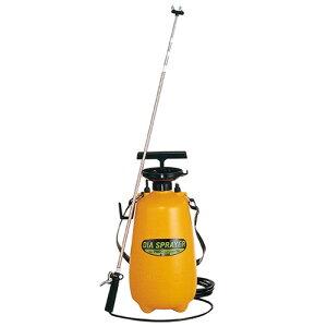 フルプラ プレッシャー式 噴霧器 No.7800 2頭式 最長3m 伸縮ノズル (4段式)付 12L用 霧吹き ミスト 細かい 霧 丈夫 金TD