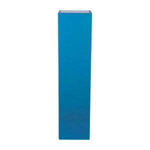 ヴォーグ2WAYスタンドL ブルー 182-68-66 鉢 スタンド おしゃれ ガーデニング 観葉植物 鉢台 花台 雑貨 インテリア 棚 松K直送