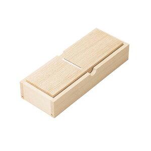 薄型ミニ鰹箱 蓋なし 鰹節 削り器 木製 日本製 かつ箱 かつお節削り 01015 小柳産業 H