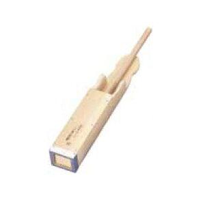 健康美人 ところ天突 針金刃 大 ところ天突き ところてん突き 心太突き 木製 木柄 日本製 02004 小柳産業 H