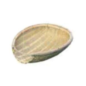 米あげざる 中 約3升用 国産 米揚げざる 片口 ざる ザル かご 籠 日本製 31010 小柳産業 H