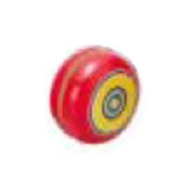 ヨーヨー 1個 色指定不可 日本製 木製 おもちゃ 玩具 子供 外遊び 48057 小柳産業 H