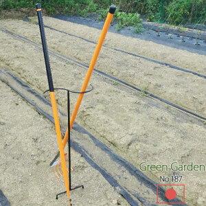 立て掛けスタンド No.187 日本製 組立式 GREENGARDEN グリーンガーデン 小林金物 農業 家庭菜園 園芸 農具 ツールスタンド ガーデニング 国産 小KD
