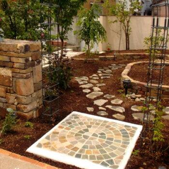 杉皮マルチングファイバー25L×2セット新潟県産藍庭ウッドチップ庭家庭菜園花壇雑草抑制