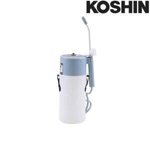 乾電池式噴霧器 ガーデンマスター GT-2S 容量2L 洗浄スイッチ付 重量0.6kg 工進 KOSHIN 殺虫 殺菌 散布 散水 シB 代引不可