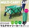 マルチキャリーカート【緑色】