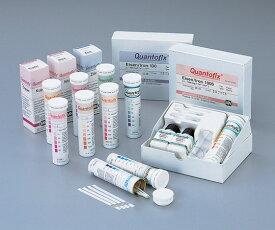 2-350-13 半定量イオン試験紙 アスコルビン酸 100入